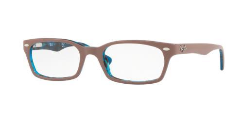 5715 Top Light Brown On Havana Blue
