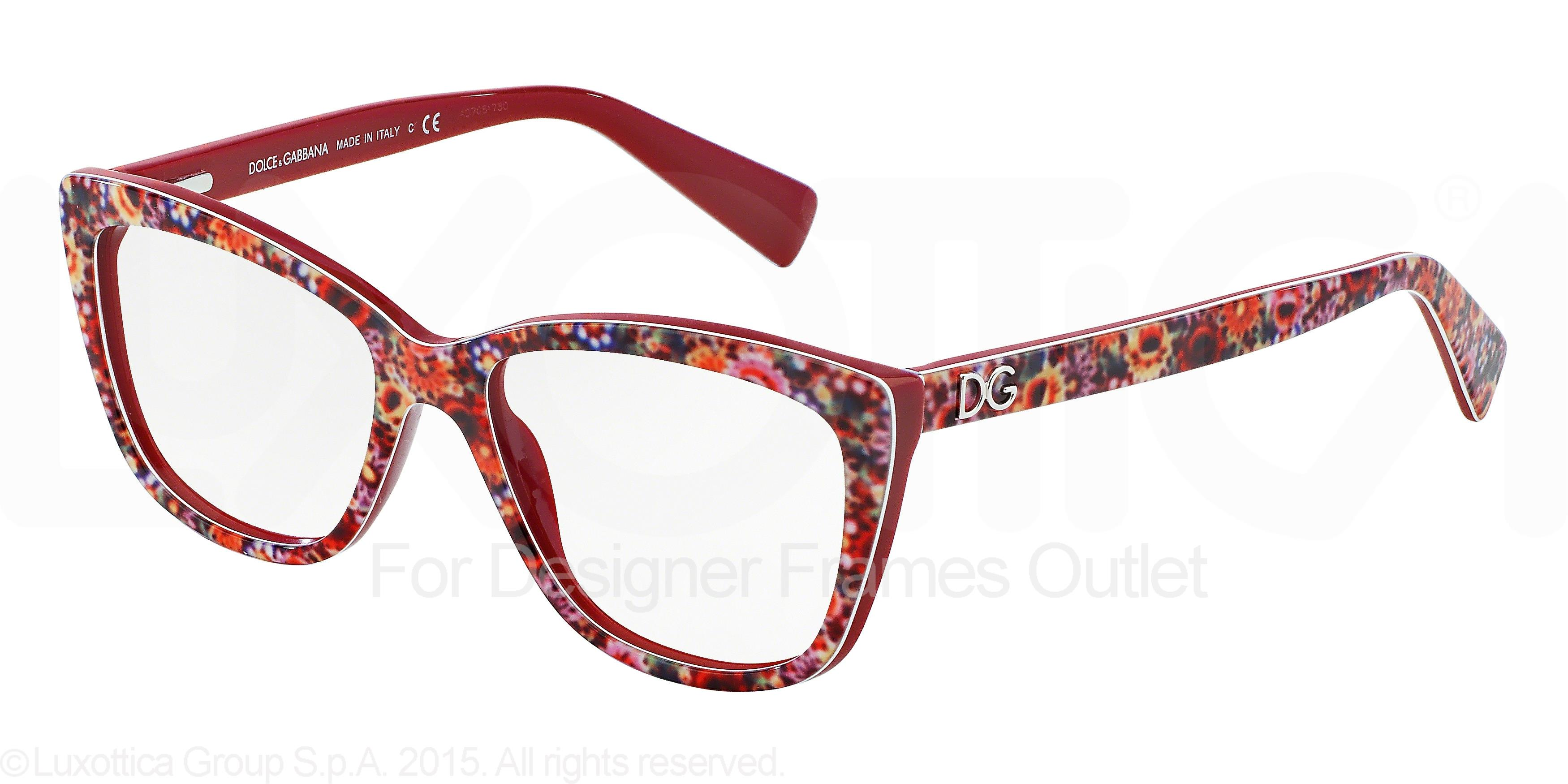c4de89816ca Dolce   Gabbana Eyeglasses Dg3269