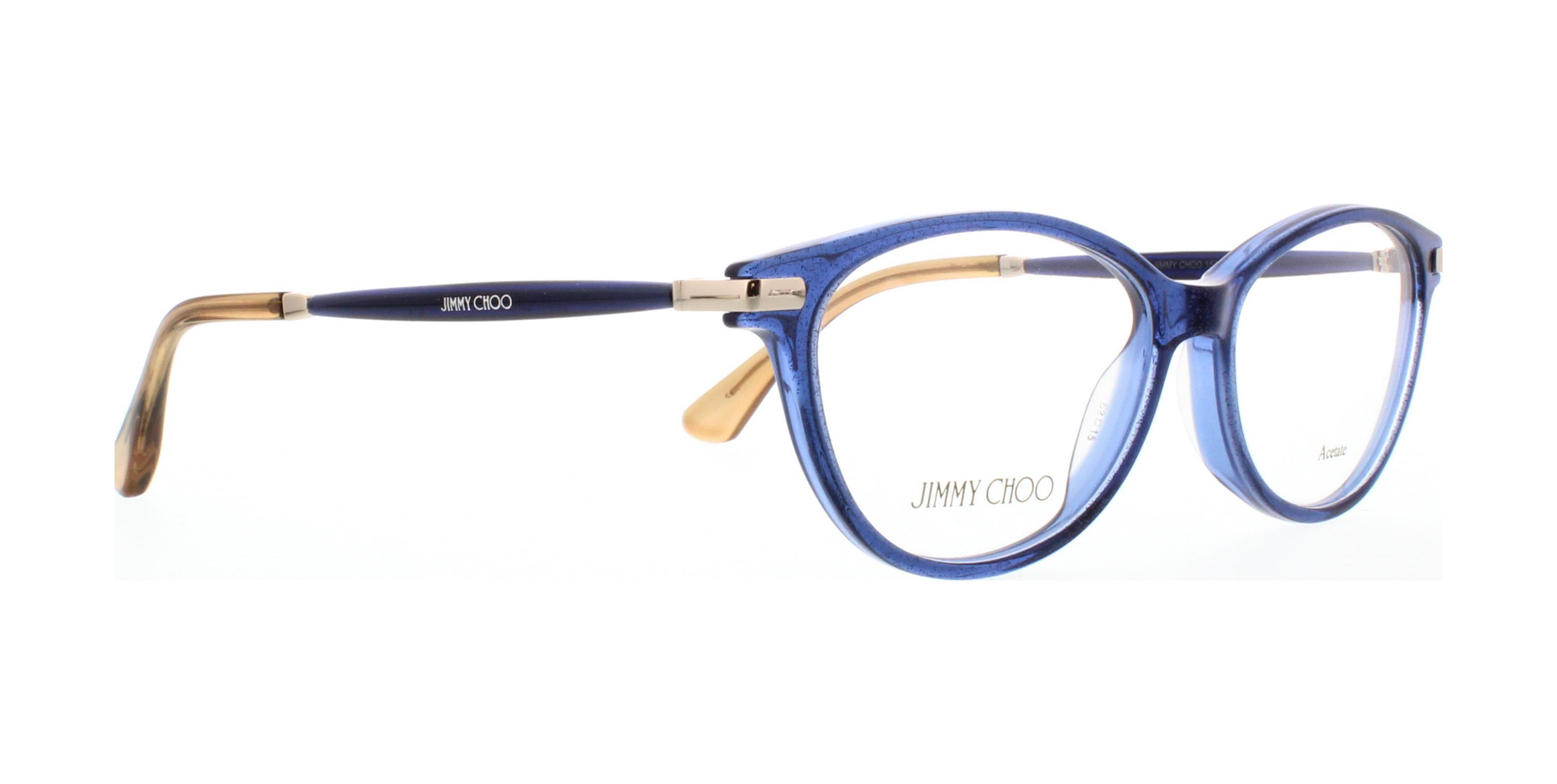 5537b8ac5b8 Designer Frames Outlet. Jimmy Choo 153