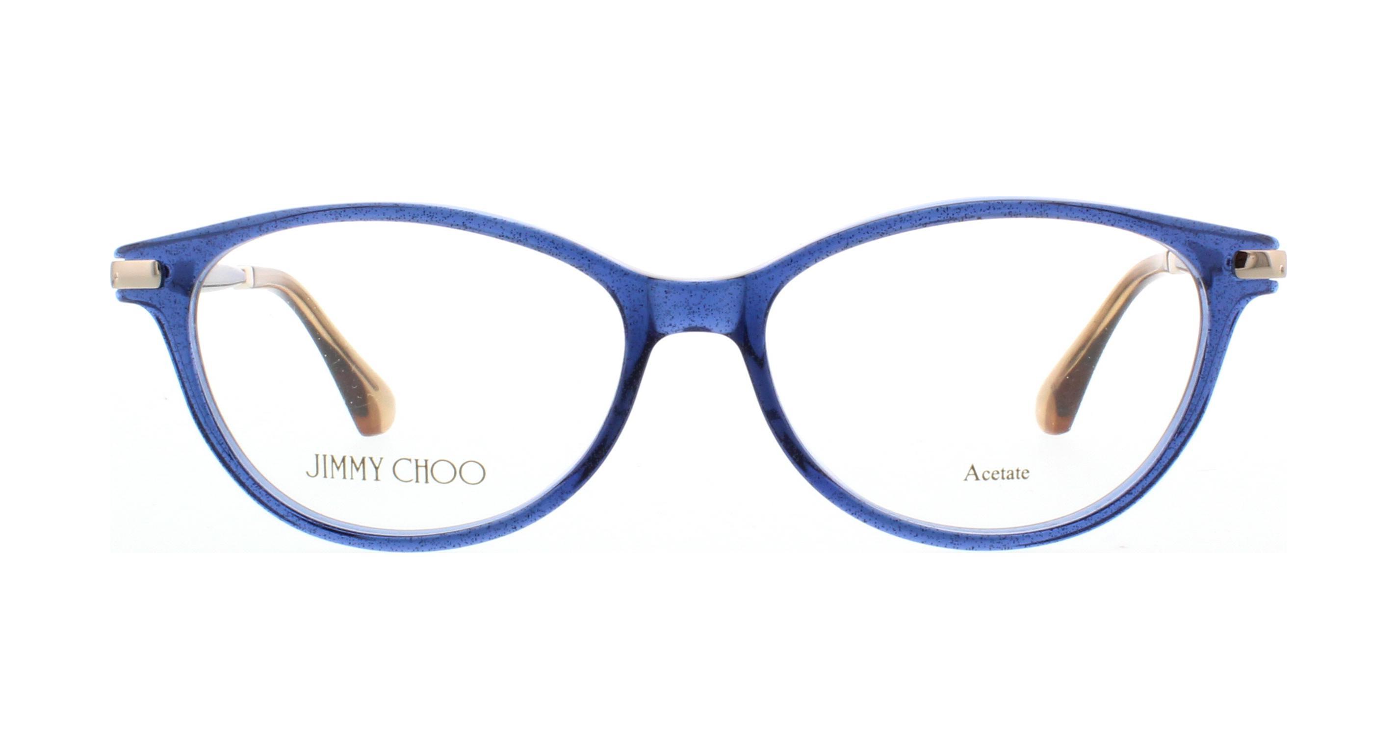 13cde0e61b88 Designer Frames Outlet. Jimmy Choo 153