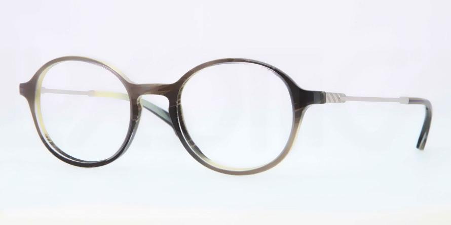 6061 Olive Grey Stripe