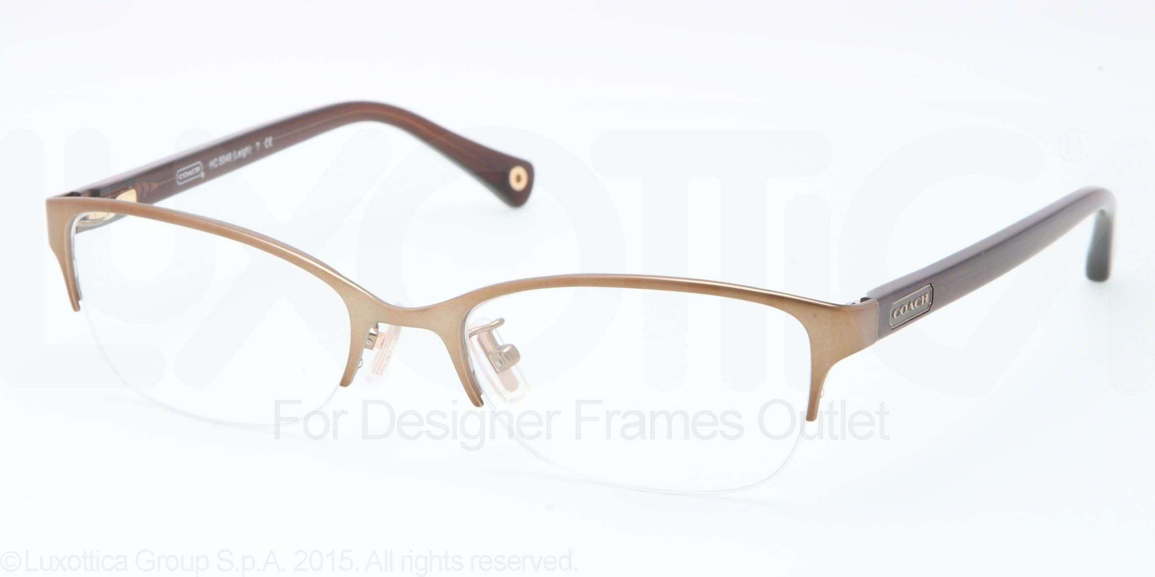 847a4bb9dc Coach - Designer Frames Outlet