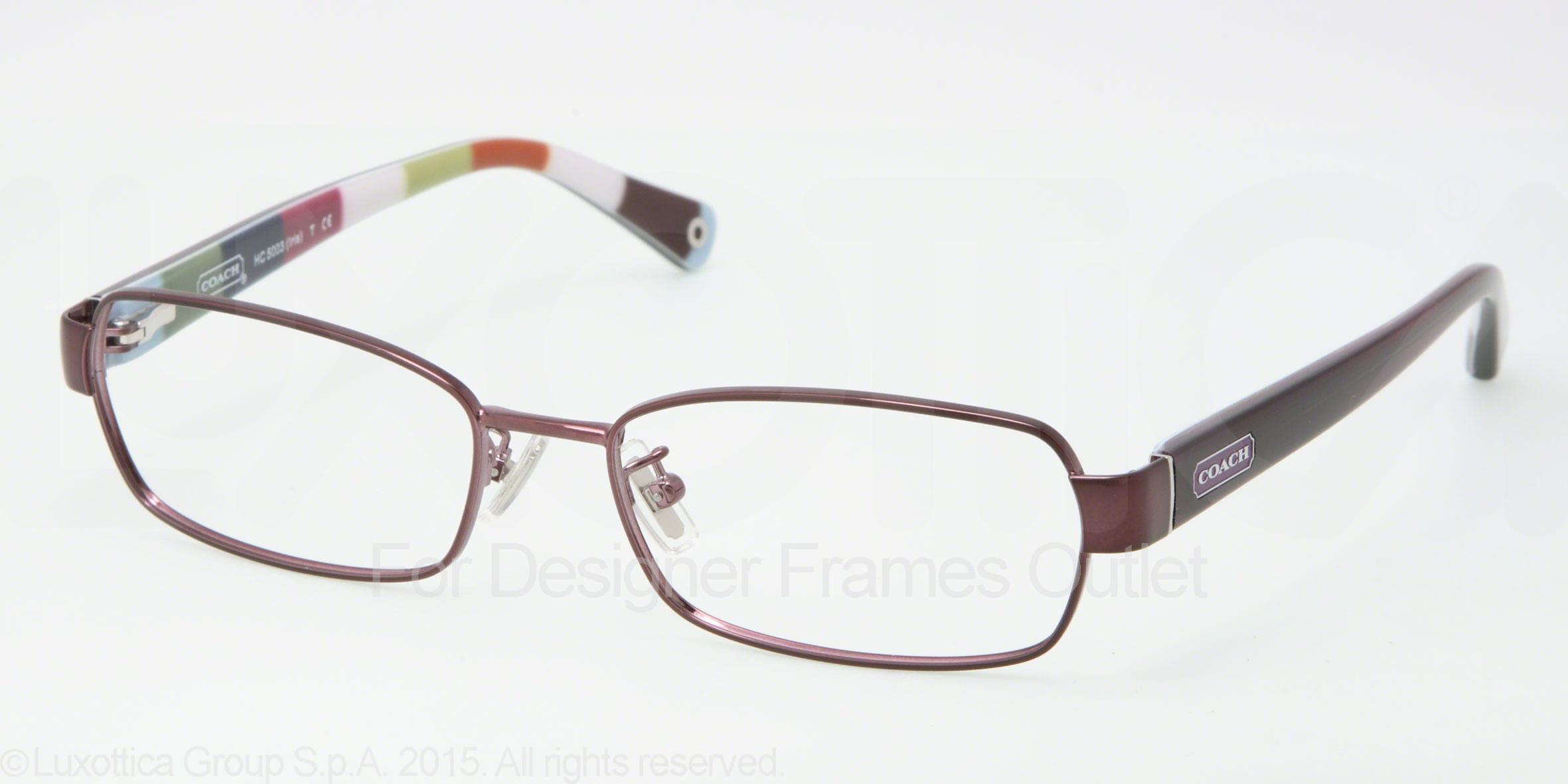 Designer Frames Outlet. Coach HC5003