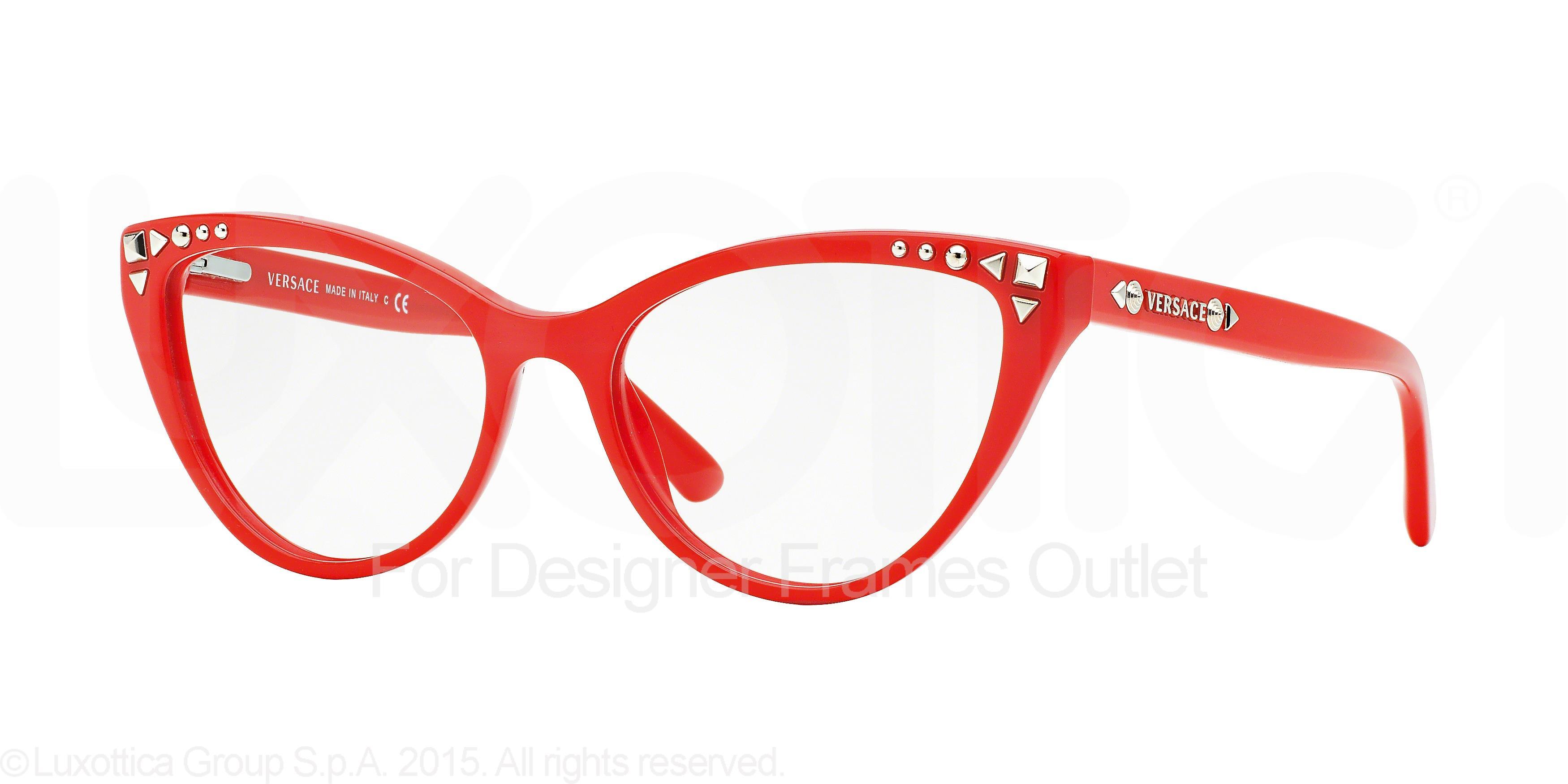 f79d27703c8 Designer Frames Outlet. Versace VE3191