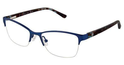 C03 Matte Navy /Blue Tortoise