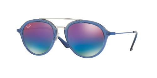 7037B1 Transparent Blue