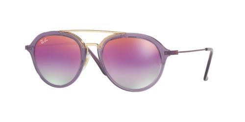 7036A9 Transparent Violet