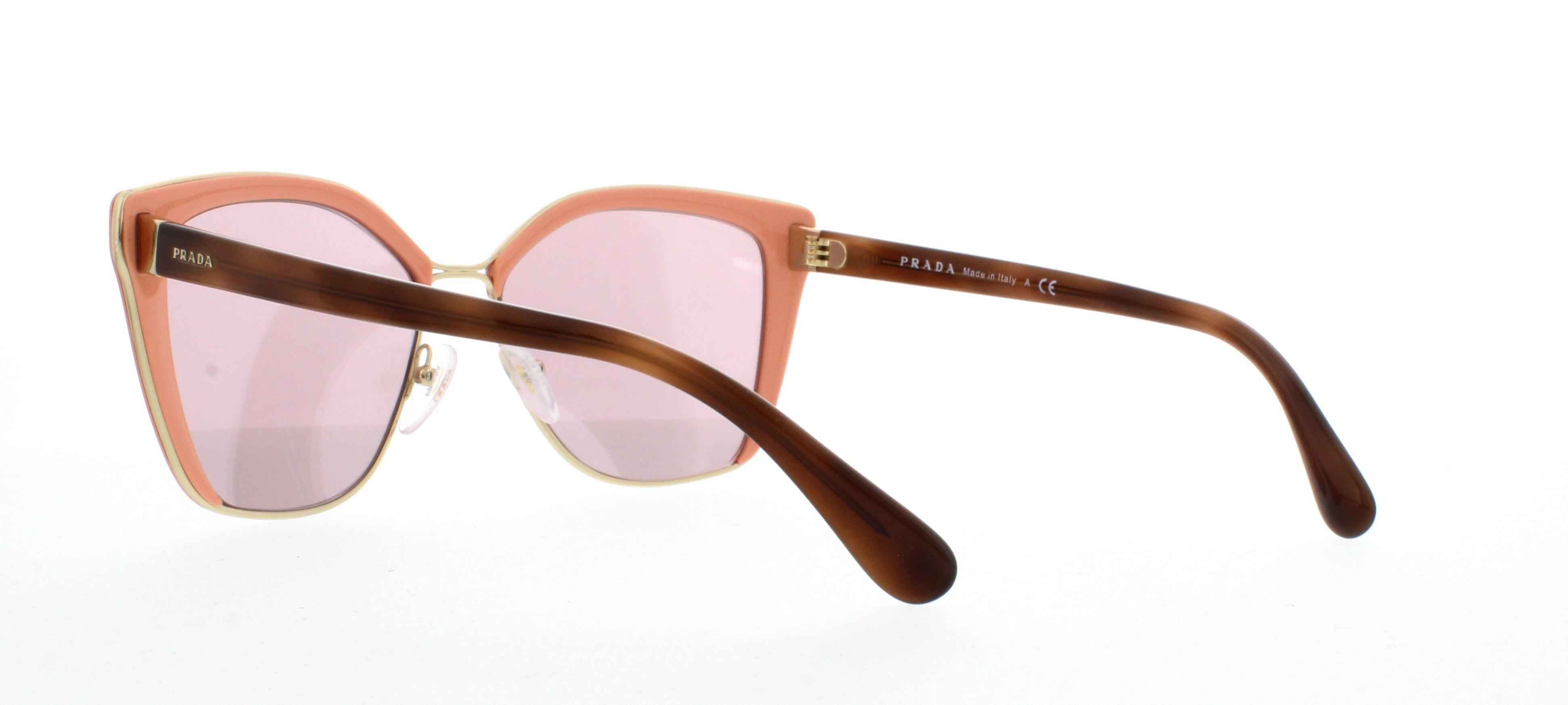 f6faf5fce37 release date prada sunglasses 50ts 2au3d0 havana brown gradient ...