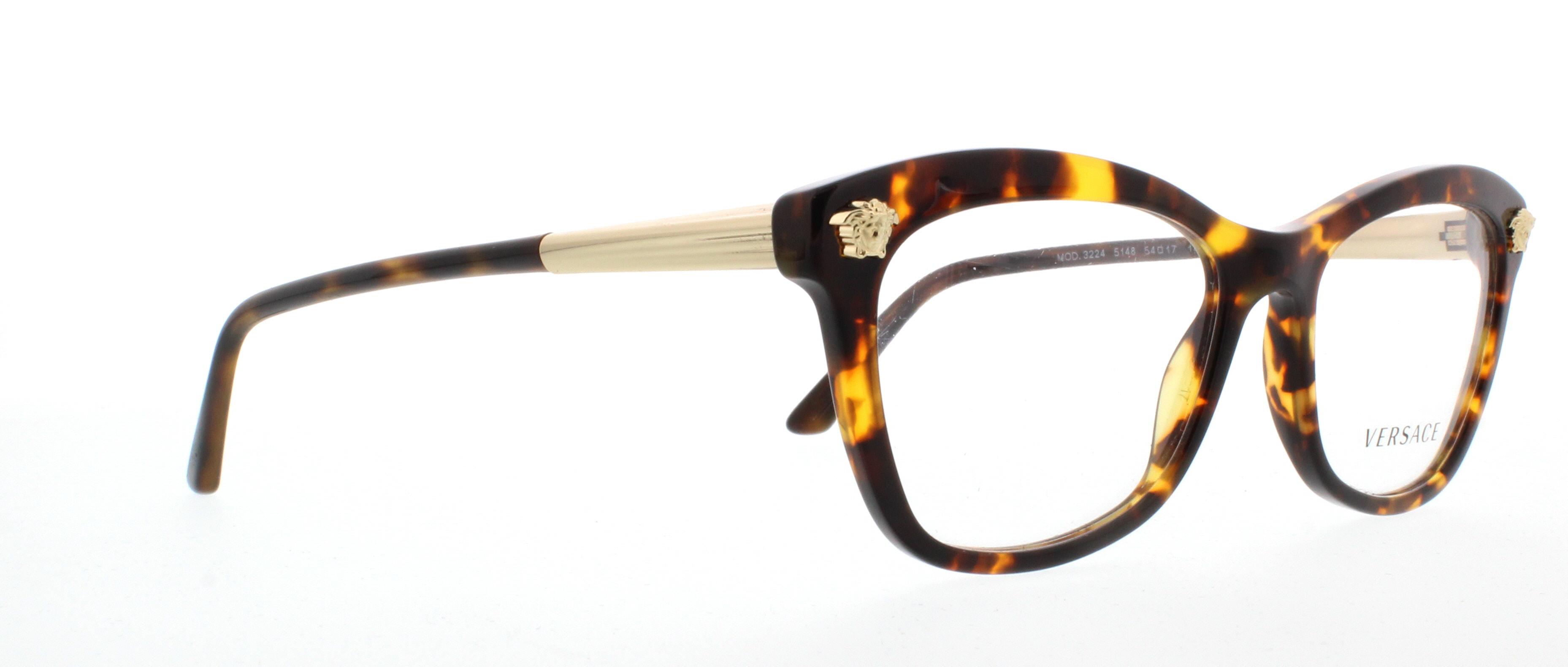 3ef8a02e619 Designer Frames Outlet. Versace VE3224