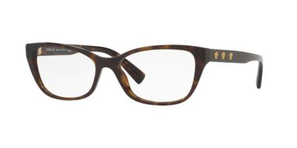 Authentic Versace 0VE3249-148 Crystal 3249 Eyeglasses