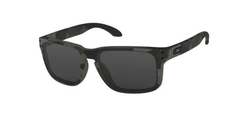 (OO9102-93) Multicam Black