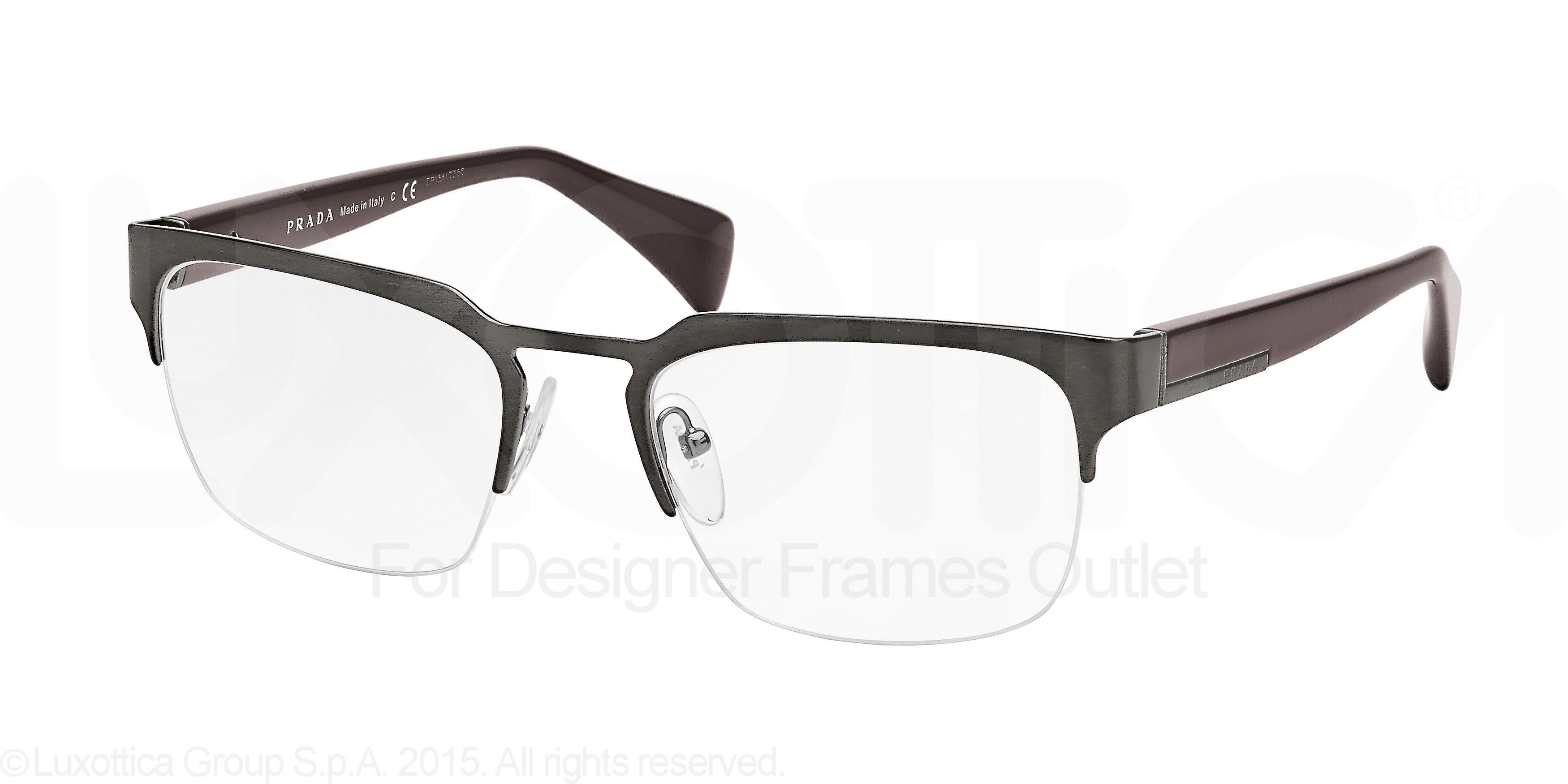 0f9a5f4eb46d Designer Frames Outlet. Prada PR66QV
