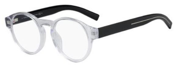 03e0be7bc82 Christian Dior Black Tie Eyeglasses - Image Of Tie