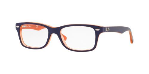 3762 Orange Transparent On Top Blue