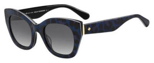 023X Blush Pattern Black