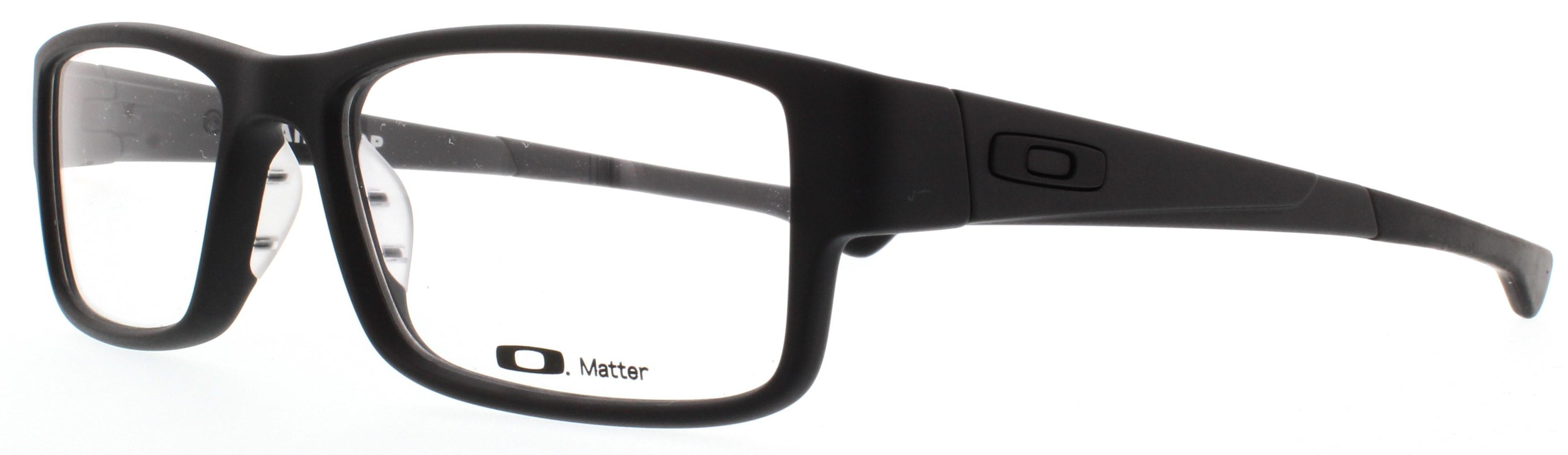 (OX8046-01) Satin Black