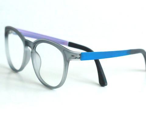 Gray Lavender Blue