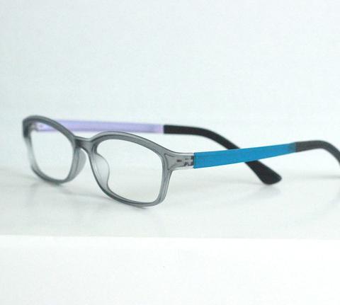 Gray Purple Blue