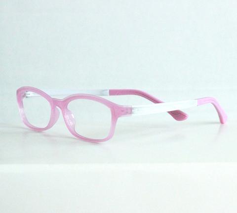 Light Pink White