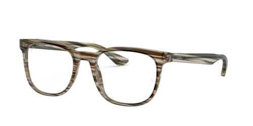 5751 Stripped Brown Grey