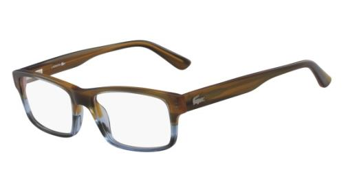 210 Striped Brown/Blue