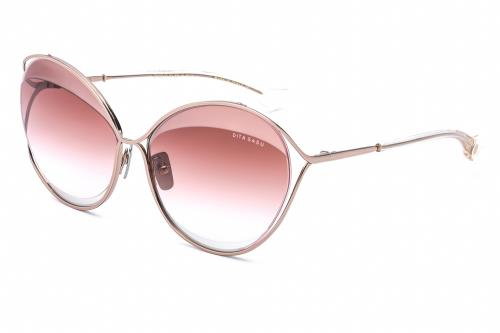 DTS516- 02 Rose Gold/Rose To Clear