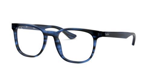 8053 Striped Blue