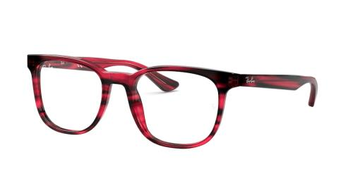 8054 Striped Red