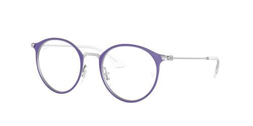 4079 Silver On Top Matte Purple