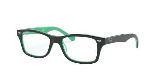 3841 Top Opal Green/Transp Green