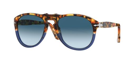 112032 Brown Tortoise/Opal Blue